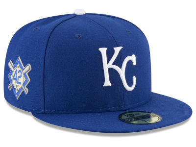 Kansas City Royals Jackie Robinson MLB 2018 59FIFTY Cap