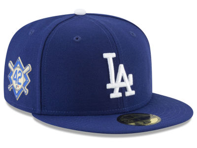 Los Angeles Dodgers Jackie Robinson MLB 2018 59FIFTY Cap