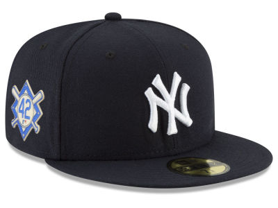 New York Yankees Jackie Robinson MLB 2018 59FIFTY Cap