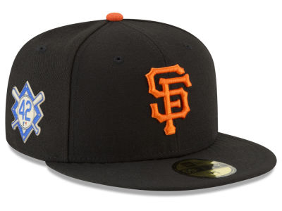 San Francisco Giants Jackie Robinson MLB 2018 59FIFTY Cap