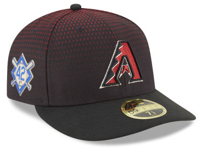 Arizona Diamondbacks Jackie Robinson MLB 2018 Low Profile 59FIFTY Cap