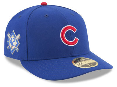 Chicago Cubs Jackie Robinson MLB 2018 Low Profile 59FIFTY Cap