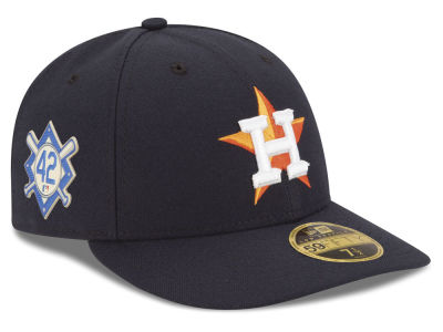 Houston Astros Jackie Robinson MLB 2018 Low Profile 59FIFTY Cap