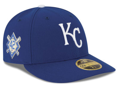 Kansas City Royals Jackie Robinson MLB 2018 Low Profile 59FIFTY Cap