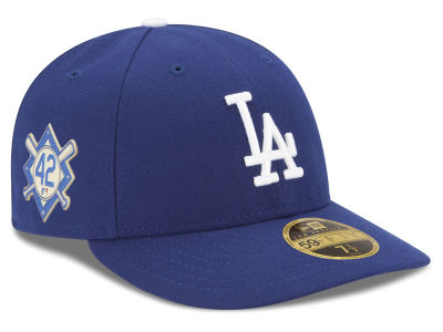Los Angeles Dodgers Jackie Robinson MLB 2018 Low Profile 59FIFTY Cap