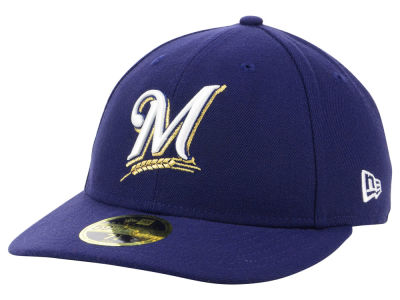 Milwaukee Brewers Jackie Robinson MLB 2018 Low Profile 59FIFTY Cap