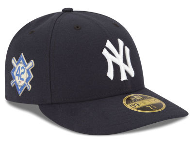 New York Yankees Jackie Robinson MLB 2018 Low Profile 59FIFTY Cap