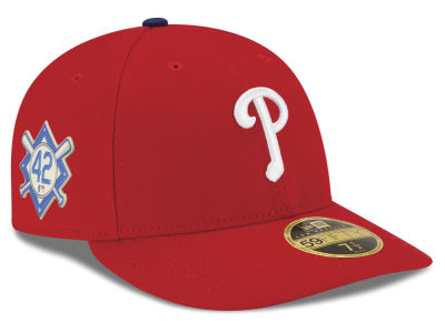 Philadelphia Phillies Jackie Robinson MLB 2018 Low Profile 59FIFTY Cap
