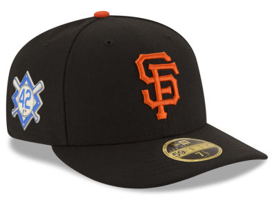 San Francisco Giants Jackie Robinson MLB 2018 Low Profile 59FIFTY Cap