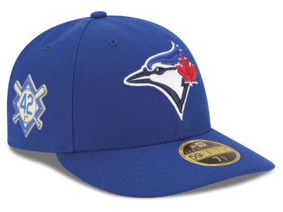 Toronto Blue Jays Jackie Robinson MLB 2018 Low Profile 59FIFTY Cap