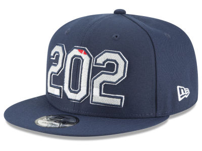Washington Wizards New Era NBA Area Code 9FIFTY Snapback Cap