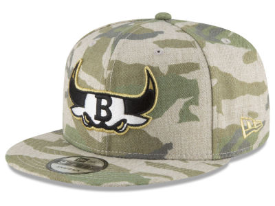 Chicago Bulls New Era NBA Combo Camo 9FIFTY Snapback Cap