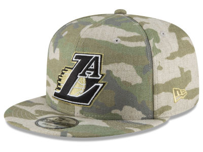 5a3a9bf1105 ... inexpensive los angeles lakers new era nba combo camo 9fifty snapback  cap 91391 8712e