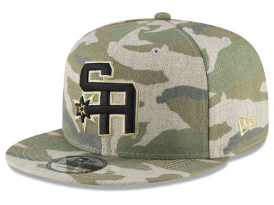 Sacramento Kings New Era NBA Combo Camo 9FIFTY Snapback Cap