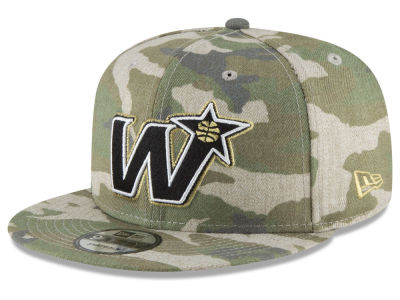 Washington Wizards New Era NBA Combo Camo 9FIFTY Snapback Cap