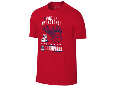 Arizona Wildcats 2018 NCAA Men's Pac-12 Locker Room T-Shirt