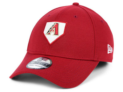 Arizona Diamondbacks New Era MLB The Plate 39THIRTY Cap