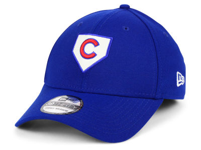 Chicago Cubs New Era MLB The Plate 39THIRTY Cap