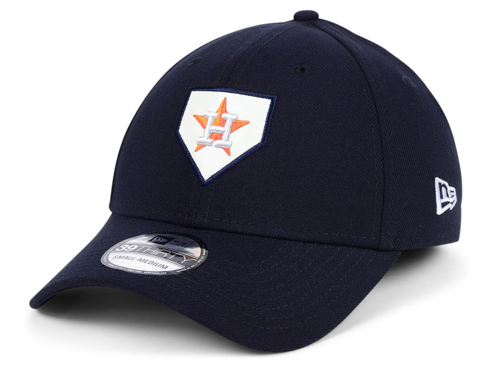new styles 45150 ed50e ... cheap houston astros new era mlb the plate 39thirty cap 3c322 71b36