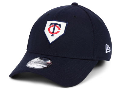 Minnesota Twins New Era MLB The Plate 39THIRTY Cap