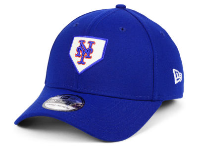 New York Mets New Era MLB The Plate 39THIRTY Cap