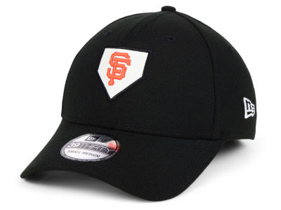 San Francisco Giants New Era MLB The Plate 39THIRTY Cap