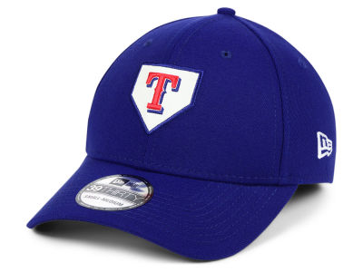 Texas Rangers New Era MLB The Plate 39THIRTY Cap