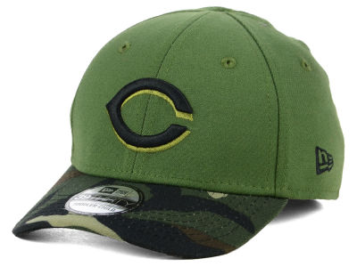 Cincinnati Reds New Era MLB Junior Team Classic 39THIRTY Cap