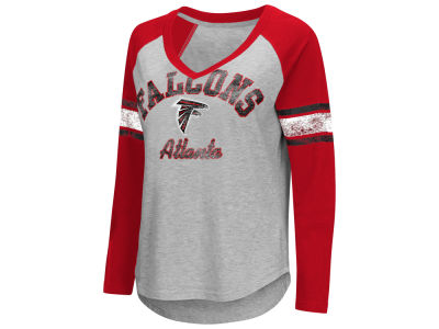 Atlanta Falcons G-III Sports NFL Women's Sideline Long Sleeve T-Shirt