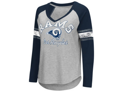 Los Angeles Rams G-III Sports NFL Women's Sideline Long Sleeve T-Shirt
