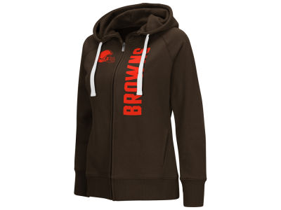 Cleveland Browns G-III Sports NFL Women's 1st Down Hoodie