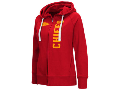 Kansas City Chiefs G-III Sports NFL Women's 1st Down Hoodie