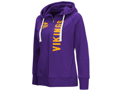 Minnesota Vikings G-III Sports NFL Women's 1st Down Hoodie