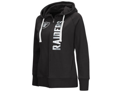 Oakland Raiders G-III Sports NFL Women's 1st Down Hoodie