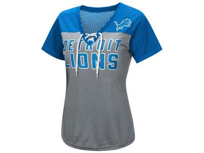 Detroit Lions G-III Sports NFL Women s Shake Down Jersey T-Shirt 0a0de38aa