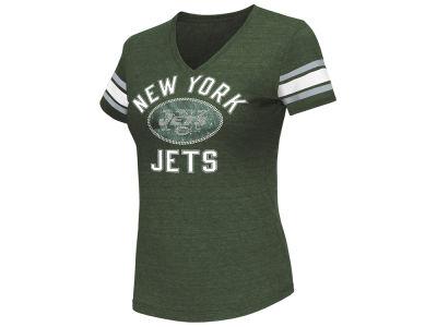 fce9a17d3 New York Jets G-III Sports NFL Women s Wildcard Bling T-Shirt