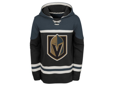 Vegas Golden Knights Outerstuff NHL Youth Asset Hoodie