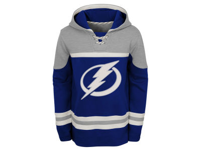 Tampa Bay Lightning Outerstuff NHL Youth Asset Hoodie