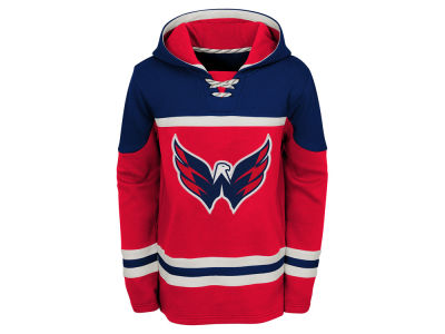 Washington Capitals Outerstuff NHL Youth Asset Hoodie