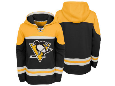 Pittsburgh Penguins Outerstuff NHL Kids Asset Hoodie