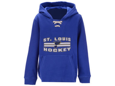 St. Louis Blues Outerstuff NHL Youth Goal Maker Hoodie