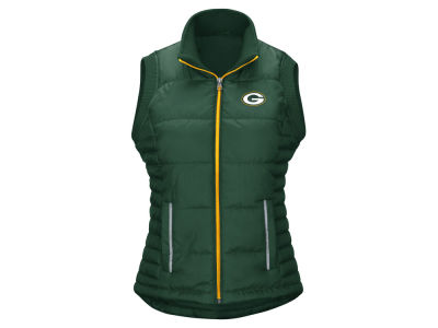Green Bay Packers G-III Sports NFL Women's First Down Vest
