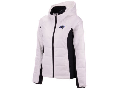 Carolina Panthers G-III Sports NFL Women's Defense Polyfill Jacket