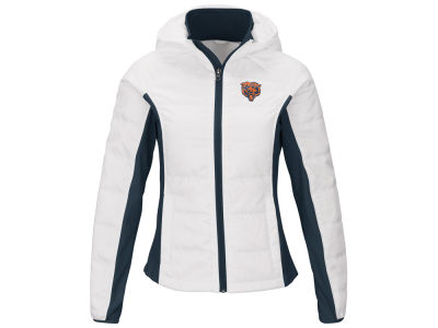 Chicago Bears G-III Sports NFL Women's Defense Polyfill Jacket
