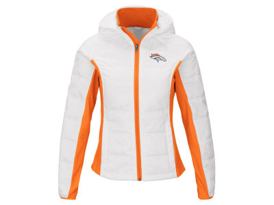Denver Broncos G-III Sports NFL Women's Defense Polyfill Jacket