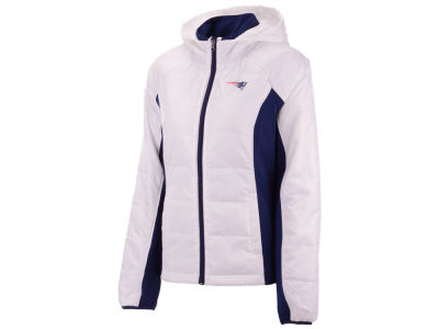New England Patriots G-III Sports NFL Women's Defense Polyfill Jacket