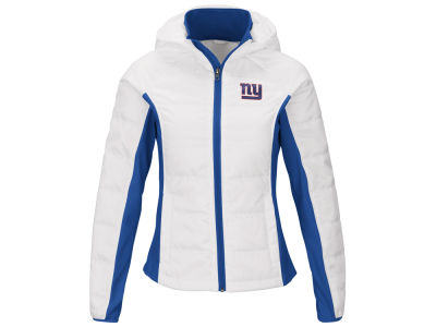 New York Giants G-III Sports NFL Women's Defense Polyfill Jacket