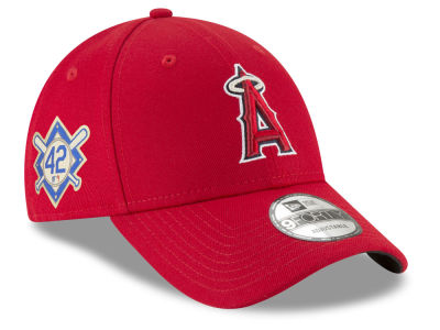 Los Angeles Angels Jackie Robinson MLB 2018 9FORTY Cap