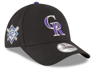 Colorado Rockies Jackie Robinson MLB 2018 9FORTY Cap