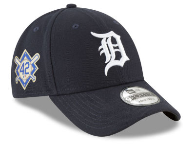 Detroit Tigers Jackie Robinson MLB 2018 9FORTY Cap
